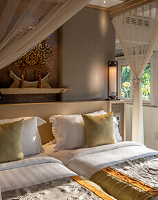 Des Indes I - Beautiful guest suite design